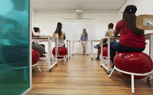 В Израиле создали учебный класс для гиперактивных детей