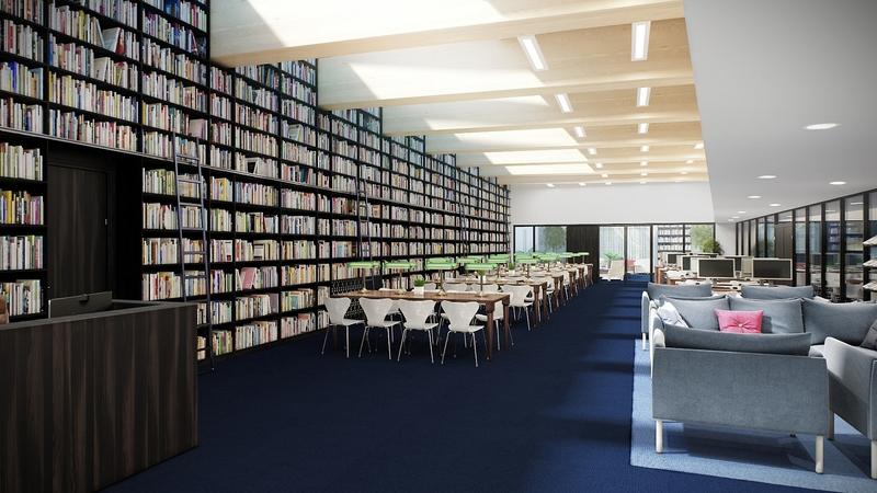 Библиотека Летово