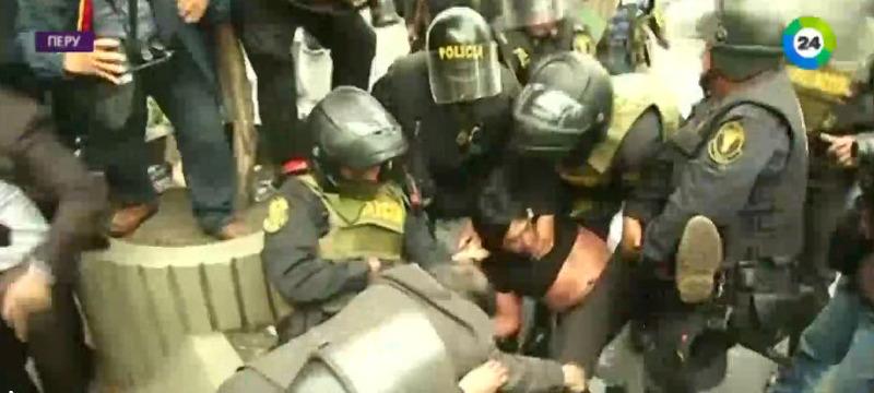 акция протеста учителей