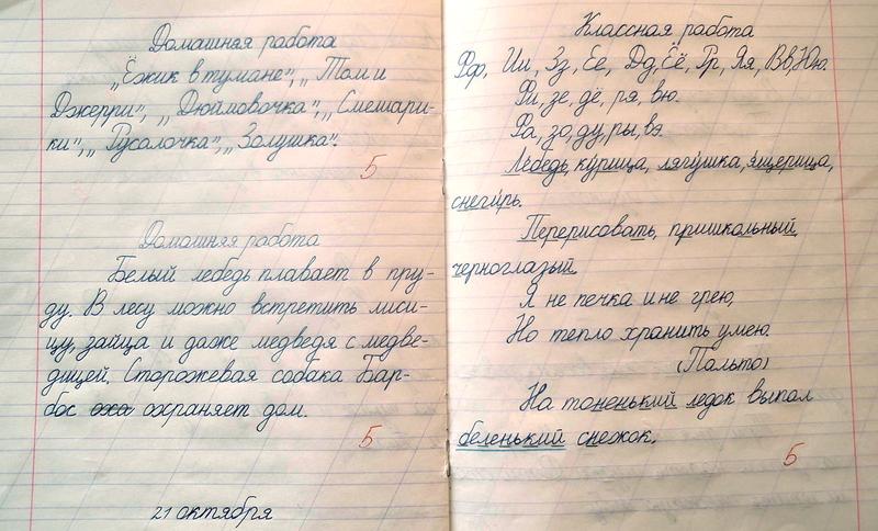 Изложение по русскому 8 класс за полугодие по программе ладыжсккая
