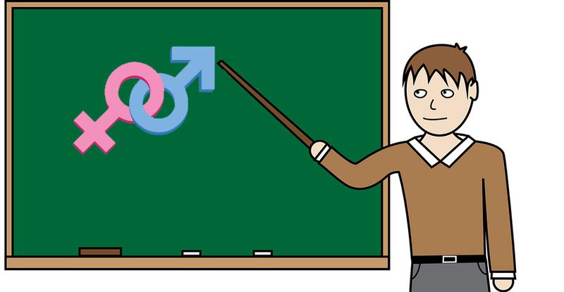 половое воспитание