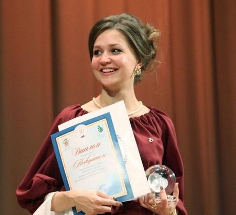 Воспитателем года в Российской Федерации стала хореограф изОрла