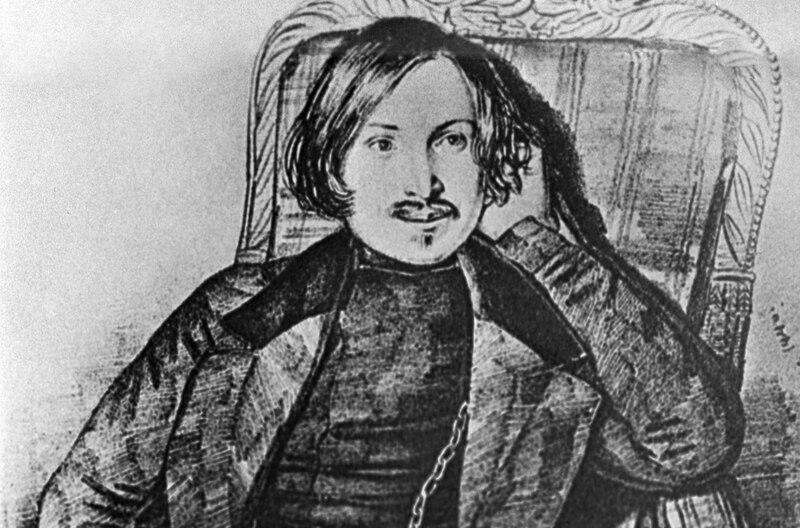 Пять педагогических правил от Николая Гоголя