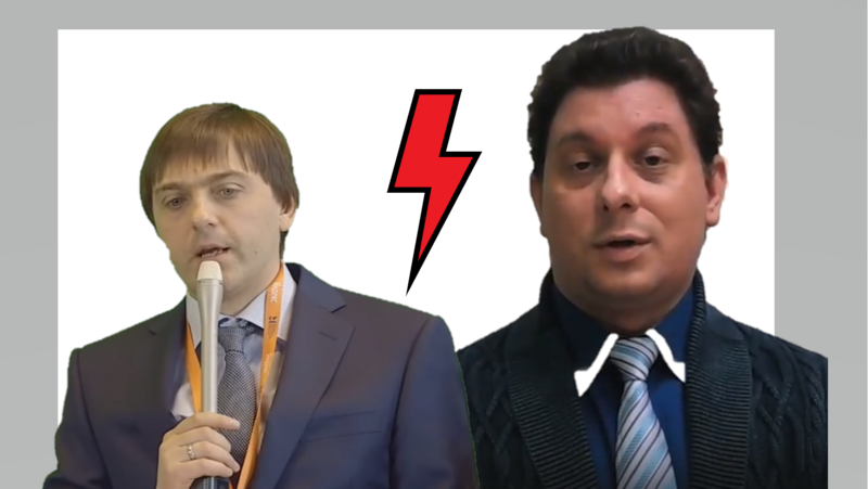 Кравцов против Гущина