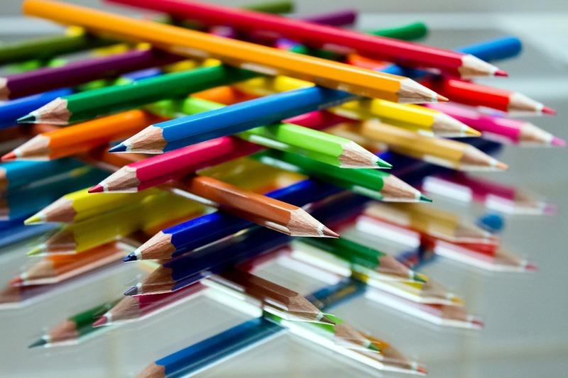 """школа и карандаши"""
