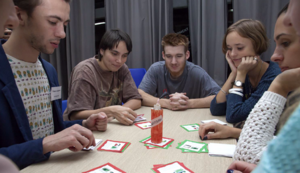 Экологические игры. Полдень. XXI век