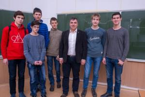 Школьники из России привезли шесть золотых медалей с международной естественнонаучной олимпиады