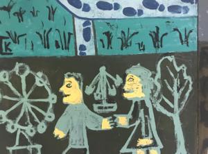 «Искусство быть»: зачем нужны стена, красивый жест и правила поведения в городе