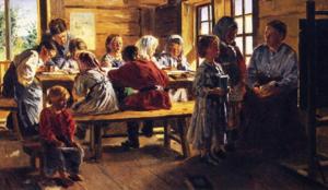 Наименее меркантильные родители живут в селах