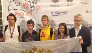 Российские школьники привезли четыре медали с Европейской олимпиады по физике