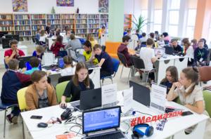 В Москве завершились финальные соревнования школьников «Медиатон»