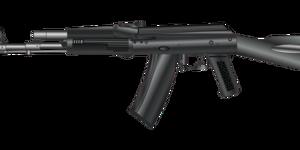 Школьникам предложено сравнить АК-47 и М-16