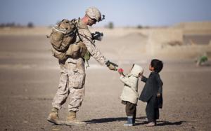В воспитании солдата – особая педагогика