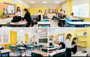 Преображение класса: как дизайнеры изменили привычную среду