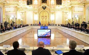 Путину не нравится сверхконцентрацияобразовательных ресурсов вМоскве иСанкт-Петербурге