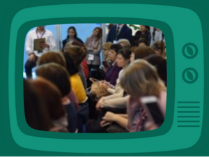 Программа LEGO Education на Московском международном салоне образования