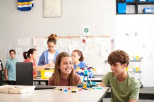 Самые эффективные модели образования поверсии LEGO Foundation