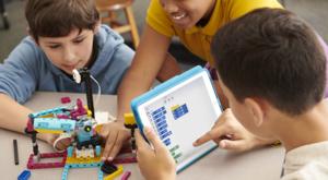 Рассказываем о самом интересном от LEGO Education за прошедшую неделю