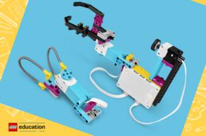Как преподавать язык Python науроках спомощью LEGO SPIKE Prime