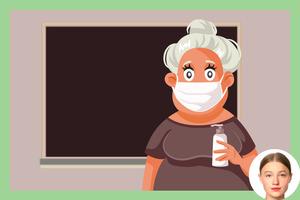 Как учителя справляются с антиковидными мерами