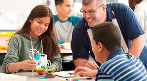 Не роботом единым: как новый набор LEGO Education отвечает запросам на метапредметность