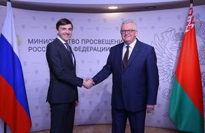 Россия  хочет наращивать интеграционные процессы с Беларусью через образование