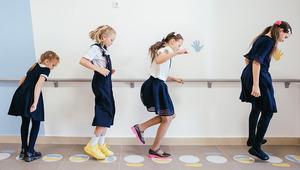 Игровая дорожка: что это такое и зачем она нужна в начальной школе