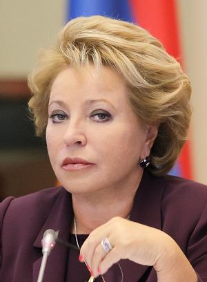 «Это очень поверхностный и неправильный подход»: Матвиенко раскритиковала выступление министра просвещения