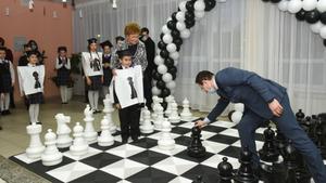 Во всех школах Татарстана собираются создать шахматные кружки