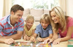 Лучшие игры для сплочения семьи. Часть 1
