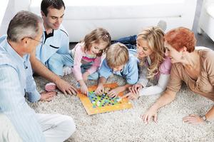 Лучшие игры для сплочения семьи. Часть 2