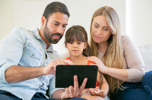 Шесть полезных приложений для семей с дошкольниками
