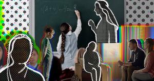 Образы учителей в рекламе, которых мы можем лишиться