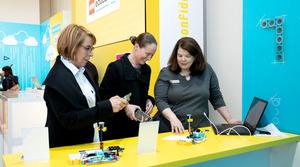 Новая платформа LEGO Education поможет педагогам в профессиональном росте
