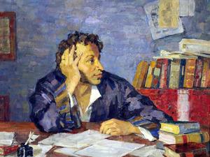 Интеллектуальная игра потворчеству А.С. Пушкина