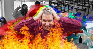 Где найти силы в конце учебного года: боремся с эмоциональным выгоранием