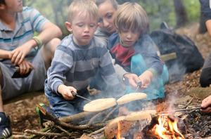 Российских воспитателей заинтересовали «лесные детские сады»