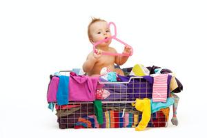 Родители не одобряют гендерные цвета в детской одежде