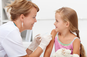 ВМоскве стартовало клиническое исследование вакцины для детей