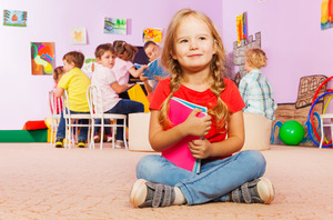 Готовимся к новому учебному году в детском саду