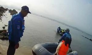 В Китае родители решили перевоспитать дочь на необитаемом острове