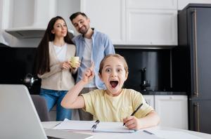 В Великобритании растет количество детей на семейном обучении