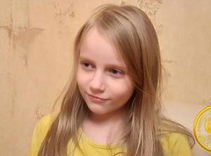 9-летняя Алиса Теплякова успешно сдала экзамены в МГУ