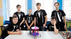 Красноярские школьники победили на Открытом Азиатско-Тихоокеанском чемпионате по направлению FIRST LEGO League