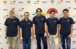 Дистанционный формат помог россиянам взять золото на Международной олимпиаде по физике